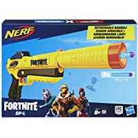 Hasbro Nerf- Game Nerf Sp-R and Liama Targets
