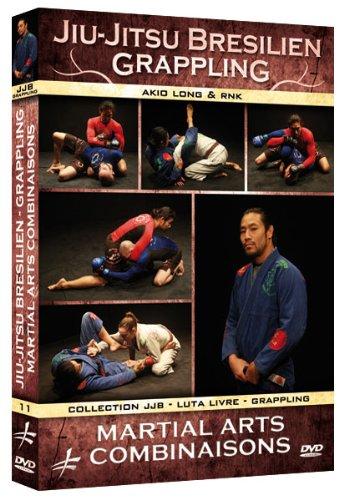 JIU-JITSU BRÉSILIEN - GRAPPLING - Martial Arts Combinaisons