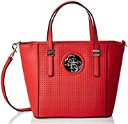 Guess Tote Bag for Women- Red