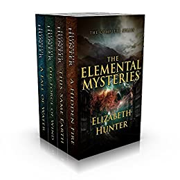 The Elemental Mysteries: Complete Series Books One - Four by [Hunter, Elizabeth]