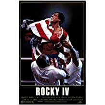 Rocky 4 Poster (27 x 40 Inches - 69cm x 102cm) (1985)