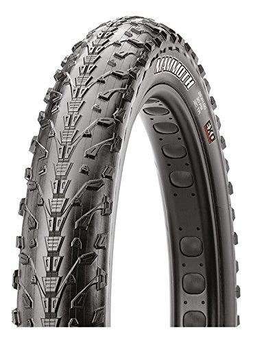 Maxxis Mammoth KV - FAT BIKE Neumático, Negro, 26""