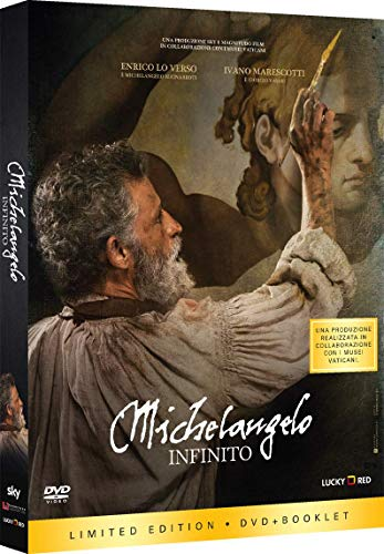 Michelangelo - Infinito (Limited Edition) (Dvd+Booklet)
