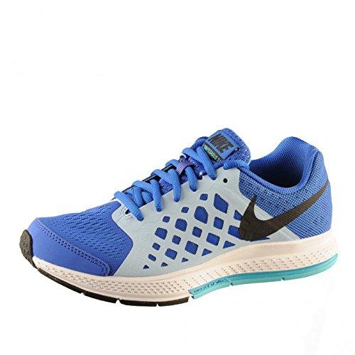 Nike Nike Air Zoom Pegasus 31 (Gs), Unisex - Erwachsene -, blau/weiß, EU 36