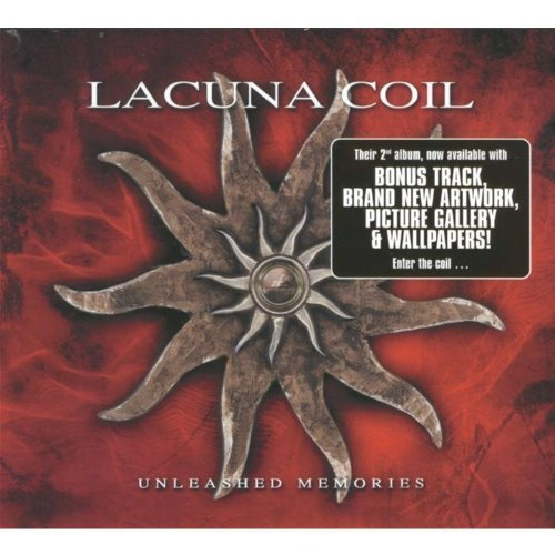 Unleashed Memories by LACUNA COIL (2006-02-06)