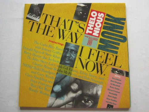 Various That's The Way I Feel Now LP A&M AMLM66600 NM/NM 1984 with the Carla Bley Band, Chris Spedding & Elvin Jones