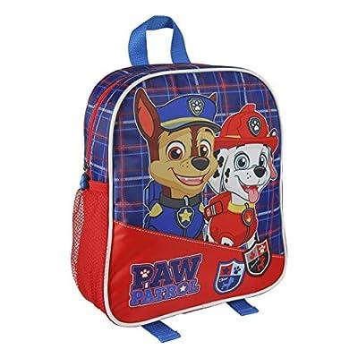 Paw Patrol La Patrulla Canina 2100001866 Mochila Infantil de Artesanía Cerdá