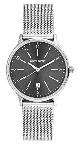 Pierre Cardin Reloj Analogico para Mujer de Cuarzo con Correa en Acero Inoxidable PC902132F05