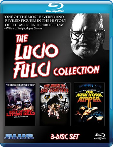 The Lucio Fulci Collection [Blu-ray]