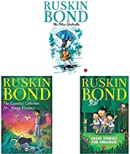 The Blue Umbrella + The Essential Collection For Young Readers + Great Stories For Children (Set of 3 Books)