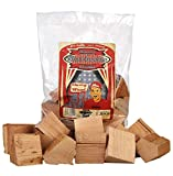 Axtschlag Räucherklötze, Wood Smoking Chunks, Kirsche - Cherry, Holz, 1,5 kg