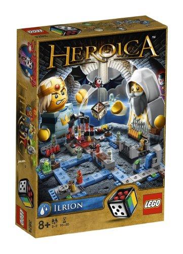 Jeu Lego Heroica - Ilrion 3874