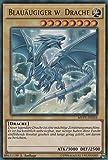 MVP1-DE055 - Blauäugiger W. Drache - Ultra Rare - Yu-Gi-Oh - Deutsch - 1. Auflage