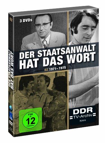 Box 2: 1971-1975 (DDR TV-Archiv) (3 DVDs)