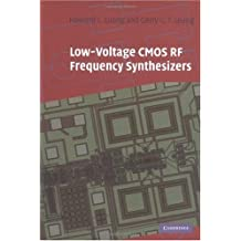 Low-Voltage CMOS RF Frequency Synthesizers