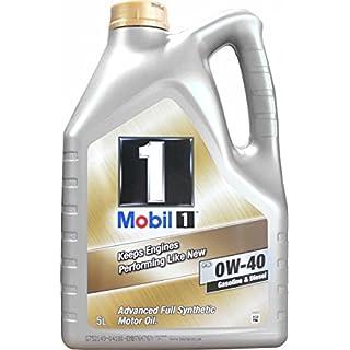 Mobil 1 FS 0W 40  - 20 ltr