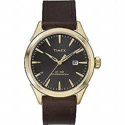 Timex Analog Black Dial Mens Watch-TW2P77500