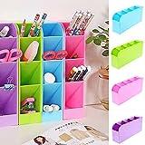Generic Violett: New Arrival 4Fächer Bleistift Stifte Aufbewahrungsbox Kosmetik Unterwäsche Schreibtisch Bar Organizer Büro Boxen