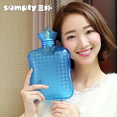 Classic di gomma calda una bottiglia d'acqua,l'iniezione dolore in bottiglie