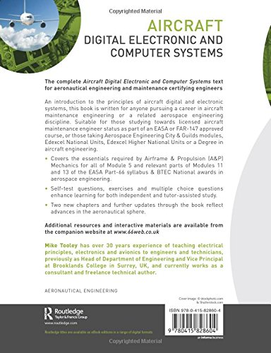 Aircraft Digital Electronic and Computer Systems, 2nd ed