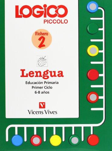 Logico Piccolo Lengua 2 - 9788431645816