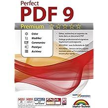 Perfect PDF 9 Premium Créez, modifiez, convertissez, protégez, ajoutez des commentaires et insérez des signatures numériques dans des fichiers PDF avec le Module de ROC | 100 % compatible avec Adobe Acrobat