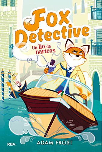 Fox Detective 2. Un Lio de Narices