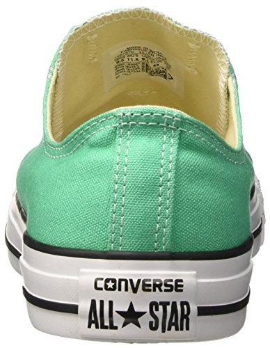 Converse 155737c, Sneaker a Collo Basso Uomo Verde (Menta)