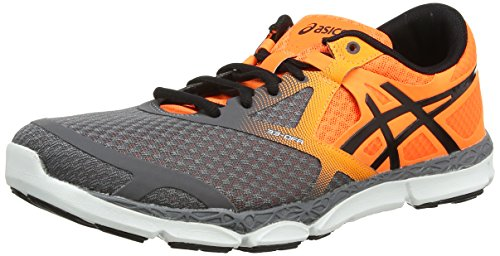 ASICS 33-Dfa, Herren Outdoor Fitnessschuhe Braun (Flash Green/Flash Orange/Onyx 8530)