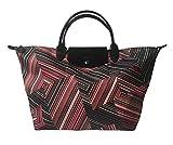 Longchamp Op´Art Tasche Rot