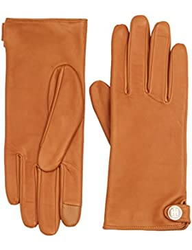 Tommy Hilfiger Damen Handschuhe Coin Leather Gloves