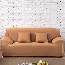 Hoyoo Funda de Sofá Elástica,Protector para Sofás Cubre Sofá Universal,Funda de sofá