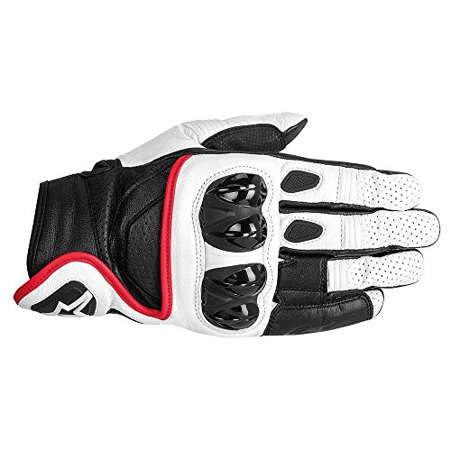 Alpinestars SP-X Air 3XL White / Black / Red
