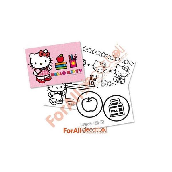 51u8ooCB3ML. SS600  - Hello Kitty Mochila Color