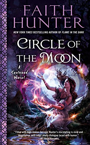 Circle of the Moon (A Soulwood Novel Book 4) (English Edition)