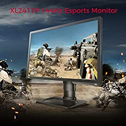 BenQ Zowie XL2411P 24-inch (60.96 cm) 144Hz FHD (1080p) Gaming Monitor for Esports - M353299