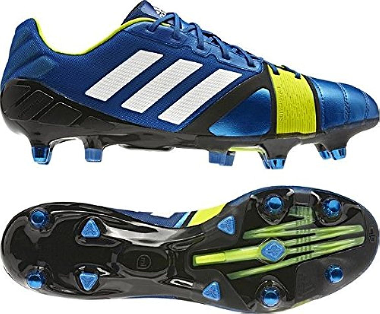 Adidas Nitrocharge 1.0 XTRX SG Blue Q33668  Größe Adidas:7