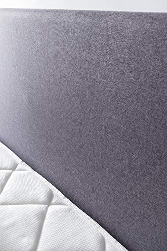 Bianca Boxspringbett 140×200 mit Bettkasten Bild 3*