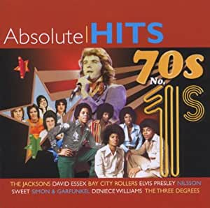 Absolute Hits - 70s Number 1s
