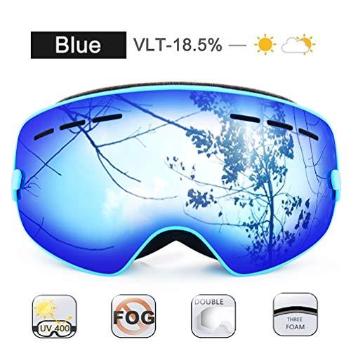 Zoom IMG-1 tuonroad occhiali da sci bambino