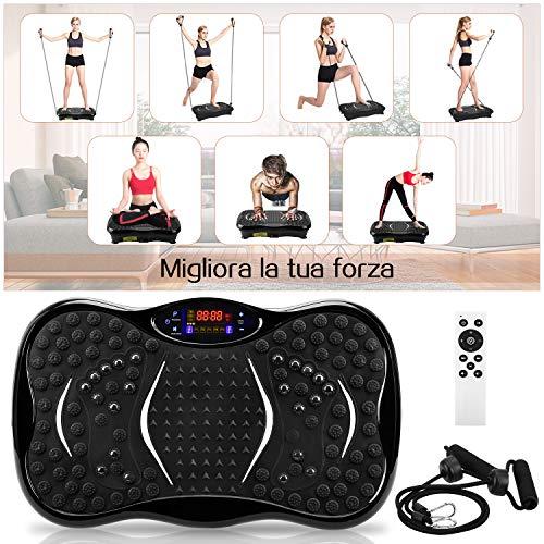 Zoom IMG-2 agm 3d fitness pedane vibranti