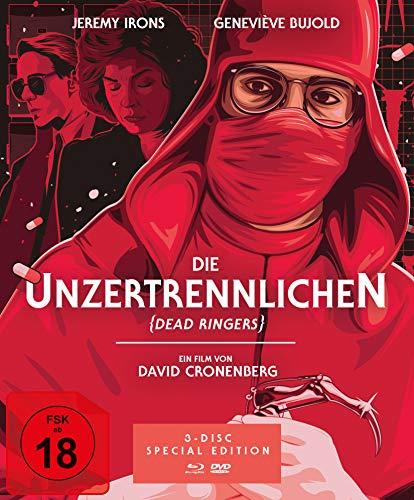 Die Unzertrennlichen - The Dead Ringers (Special Edition, 1 Blu-ray + 2 DVDs) 2 Ringer