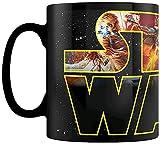 Star Wars Tasse Hitze Farbwechsel, Keramik, Mehrfarbig, 315ml/11oz