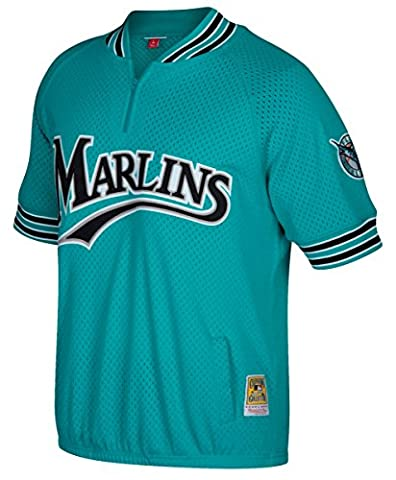 Andre Dawson Florida Marlins Mitchell & Ness MLB Authentic 1995
