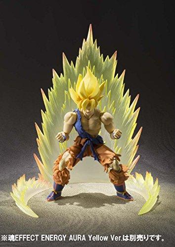 BANDAI - Figurine Dragon Ball Z - Super Saiyan Son Gokou Super Warrior Awakening S.H.Figuarts - 4543112964700 6