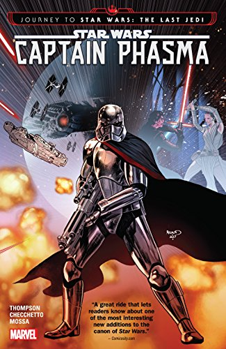 Star Wars: Journey to Star Wars: The Last Jedi - Captain Phasma (Journey to Star Wars: The Last Jedi - Captain Phasma (2017)) (English Edition) por Kelly Thompson