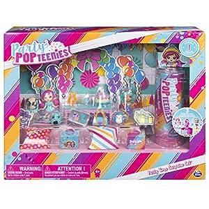 Spin Master Party Popteenies Party Time Surprise Set - Muñecas, Femenino, Chica, 4 año(s), Caja con Ventana, 13,3 cm