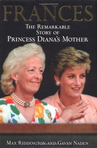 1936 König (Frances: The Remarkable Story of Princess Diana's Mother)