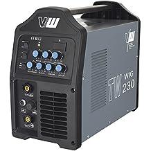 Sudor dispositivo Wig tw230 Pulso + Guantes (osfet/Wig, TIG/Plus/