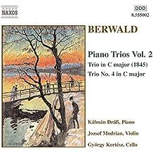 Trios pour piano, violon & violoncelle    (vol.2)
